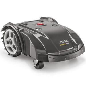 Газонокосилка-робот STIGA Autoclip 550 SG