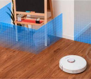Робот-пылесос Roborock S6 Vacuum Cleaner white