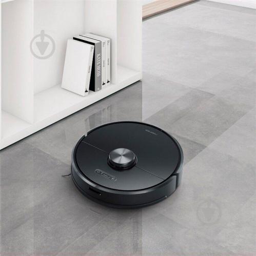 Робот-пылесос Roborock S652 Vacuum Cleaner black