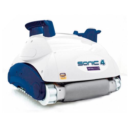 Робот-пылесос Fluidra Sonic 4